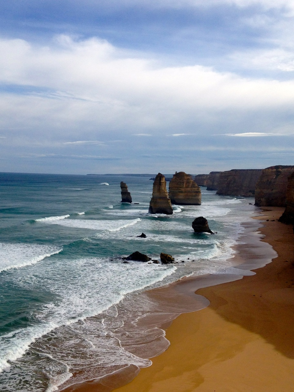 Country #2: Australia; Melbourne & the Great Ocean Road