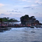 Tanah Lot before Sunset