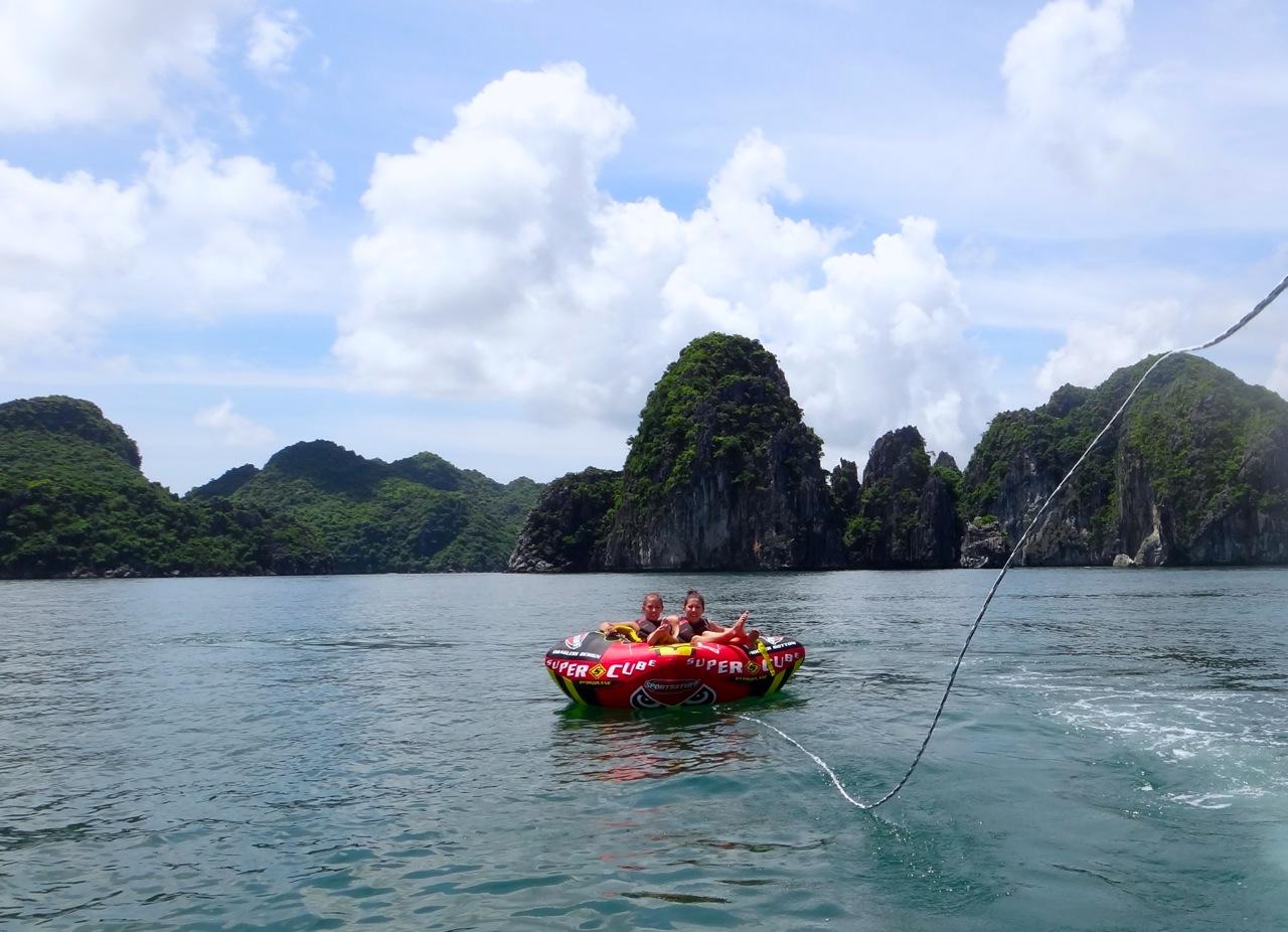 B&V Halong Bay Tubing
