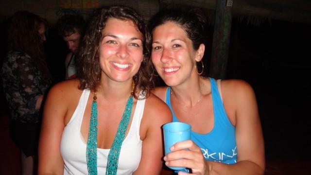 Danielle & Beth
