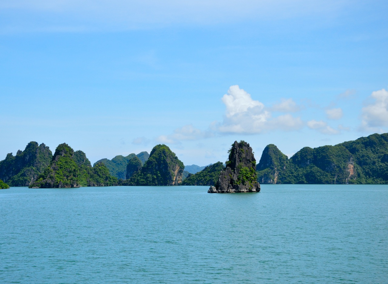 Halong Bay & the Island of Lost Children a.k.a. Castaway Island