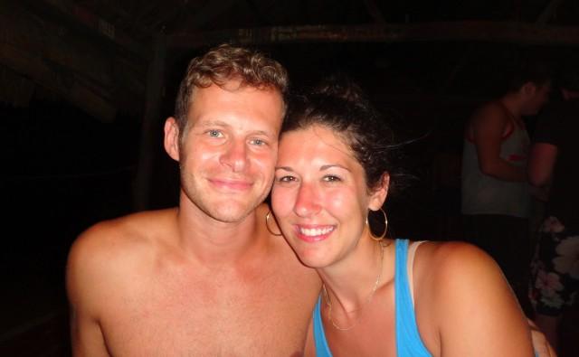 James & Beth
