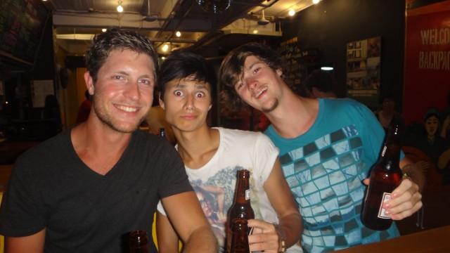 Luke Matt & Jon