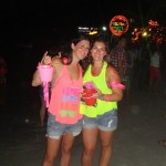 Buckets of fun at the Full Moon Party