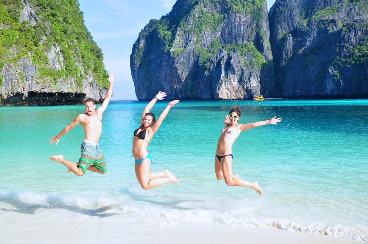 Las 10 atracciones en Islas Phi Phi - Los mejores lugares a visitar en Phi Phi