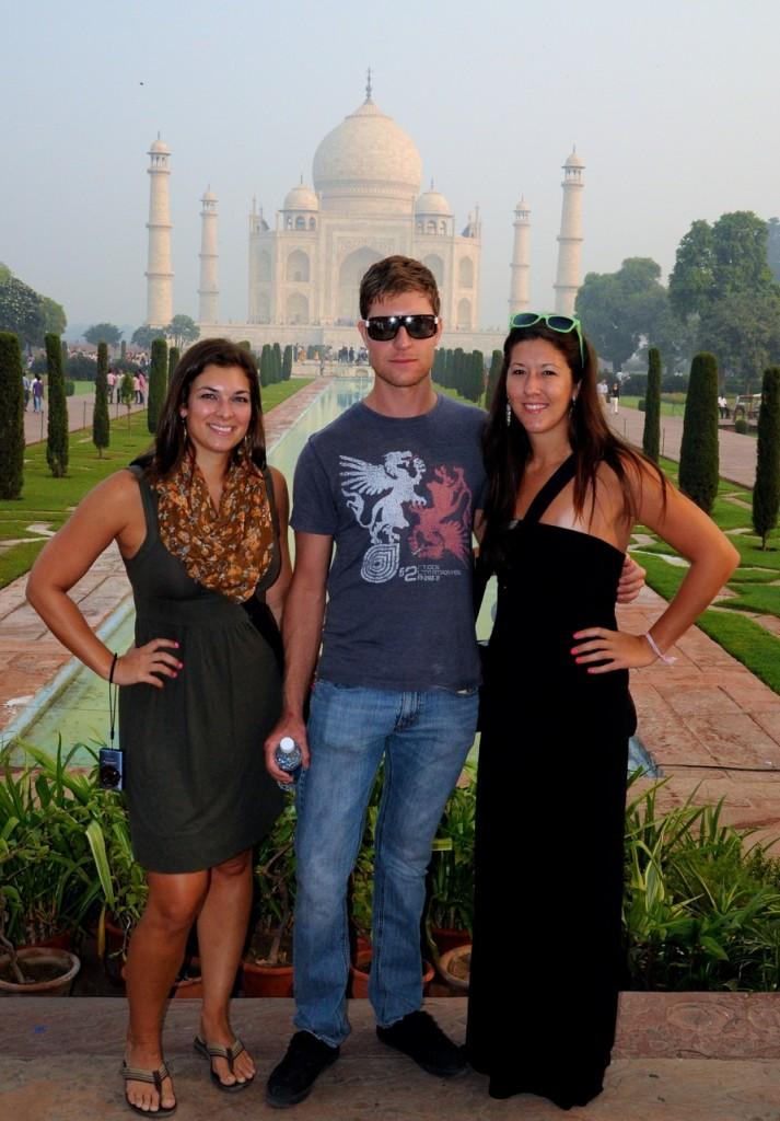 Taj Mahal Danielle Luke & Beth