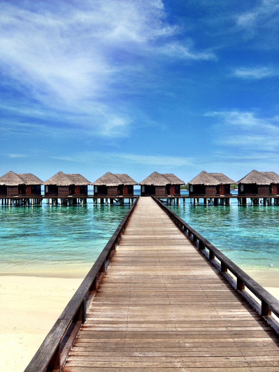 Maldives Part 2: Luxury Living