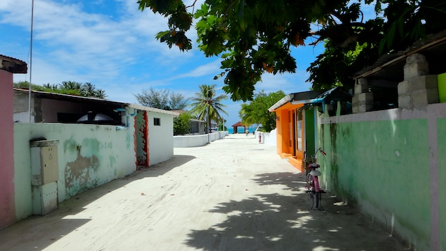 Streets of Thulusdhoo