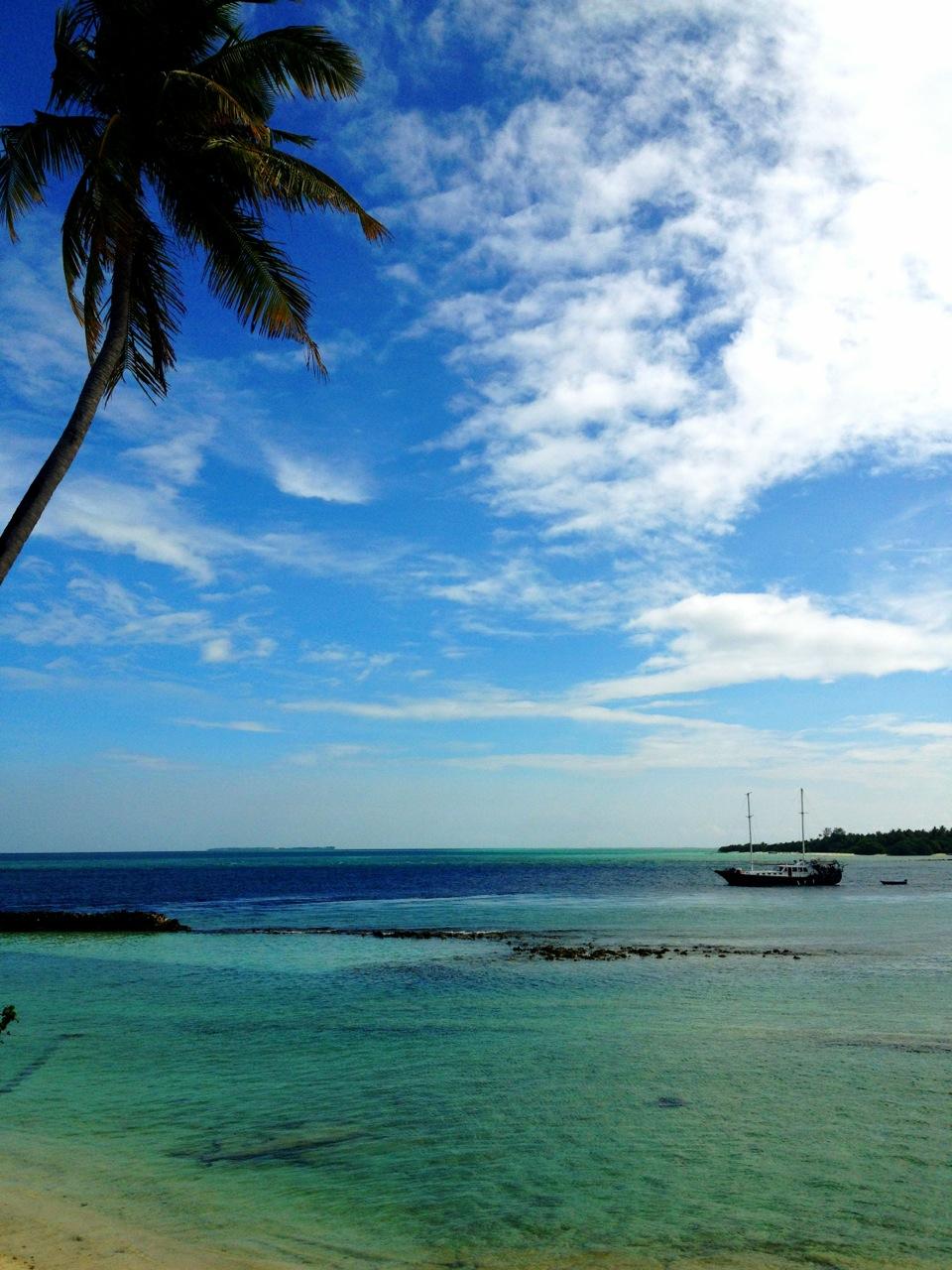 Maldives Part 1: Budget Surf Spot