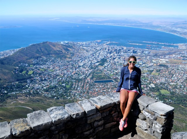 View of Cape Town
