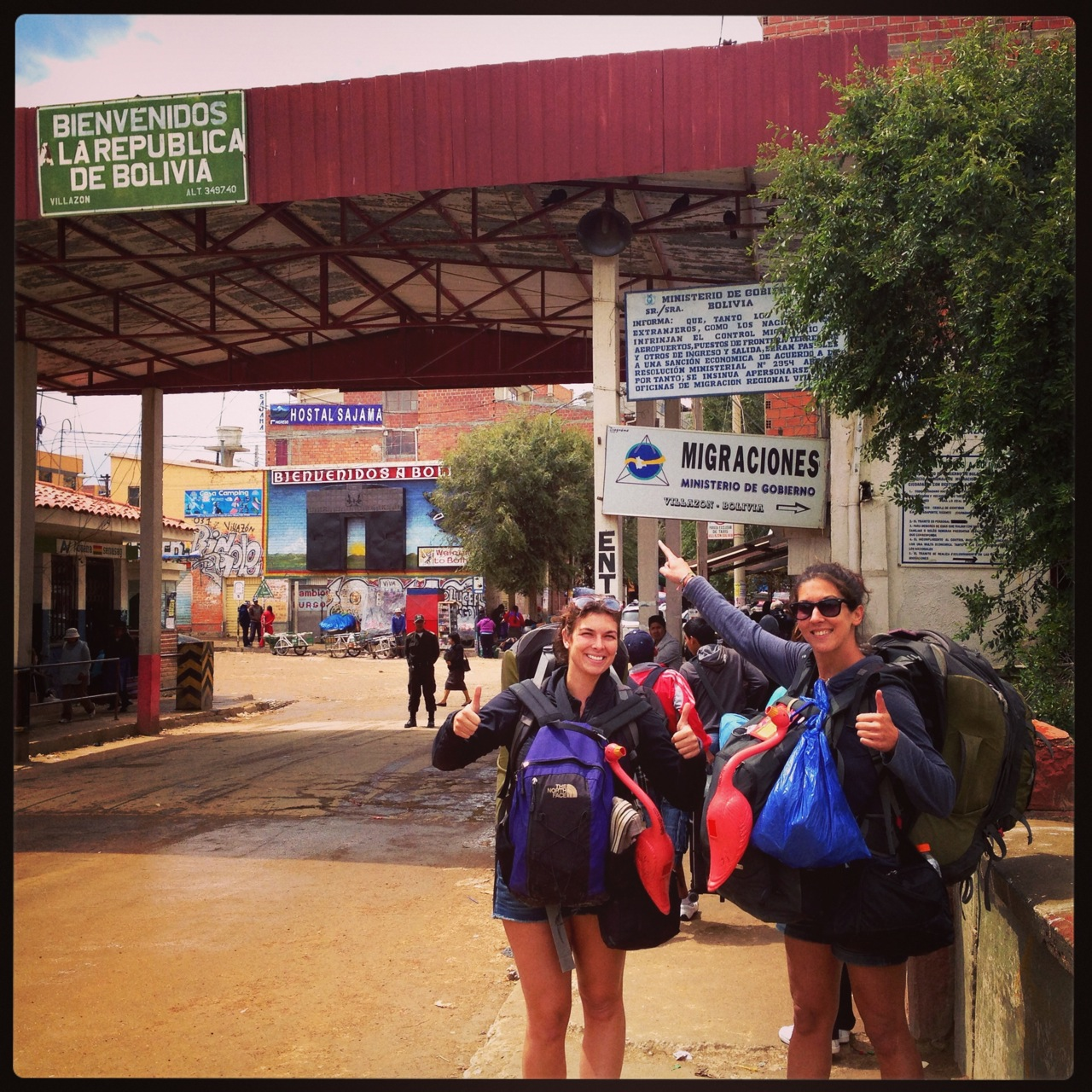 A Walk from Argentina to Bolivia