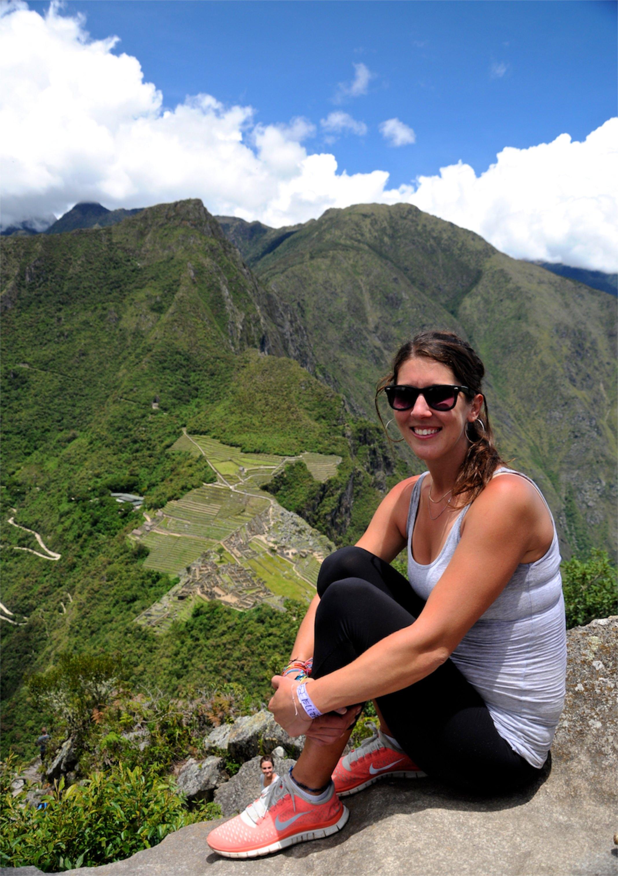 Machu Picchu & Huayna Picchu