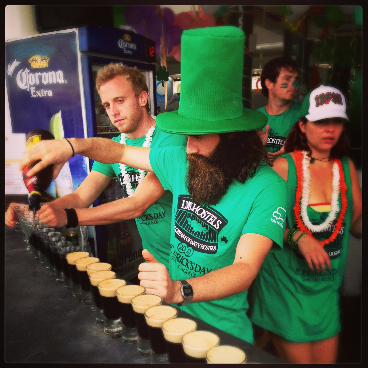 St Patrick's Day: Loki Style