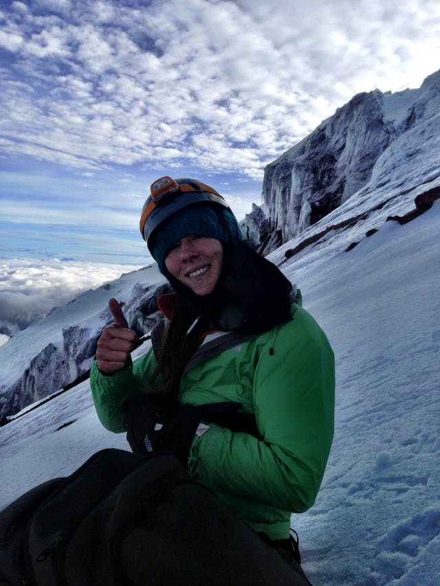 Charging Chimborazo: A Non-Mountain Climber's Tale