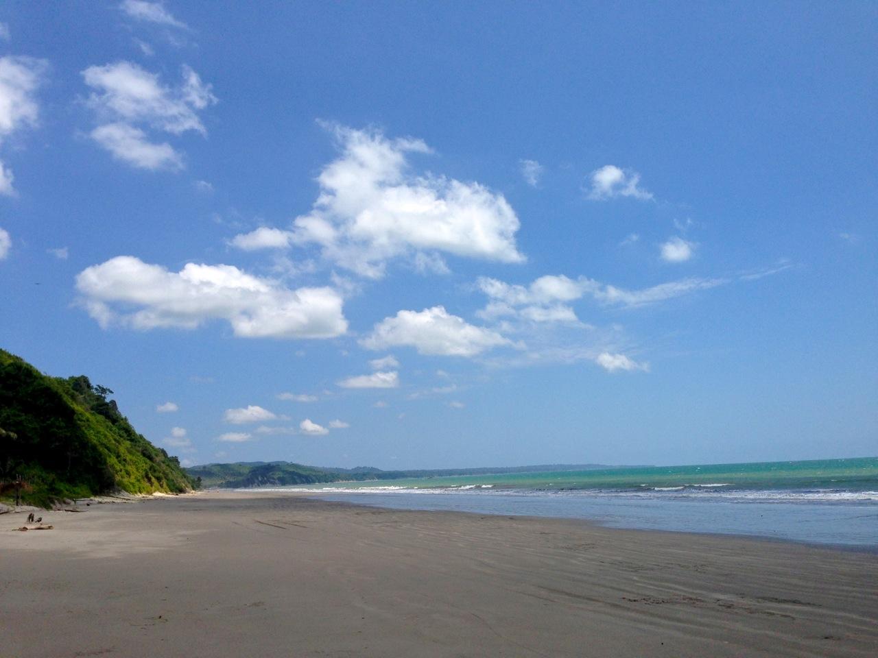 Ecuador: Venturing Up the Northern Coast