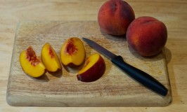 August Inspiration: Peach