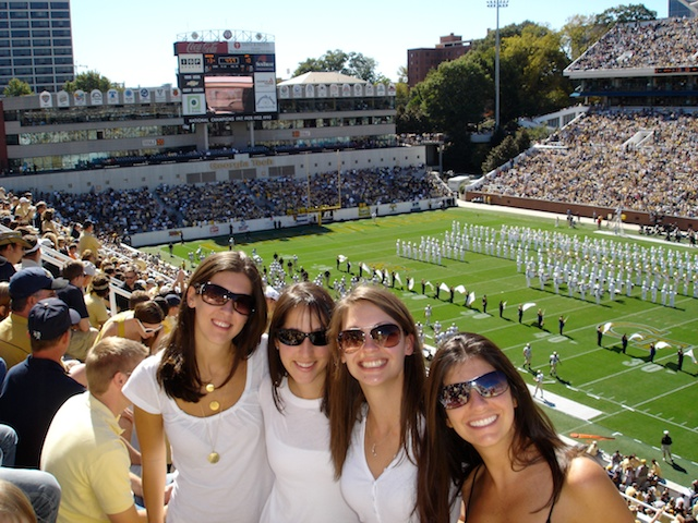 GT Homecoming 2007