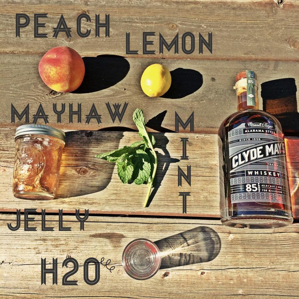 Peach Smash Ingredients