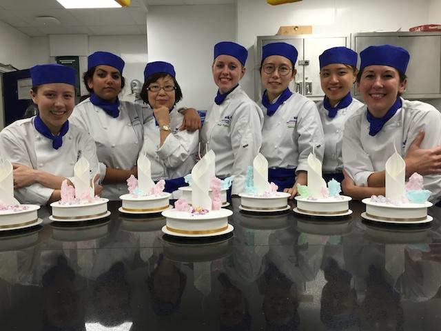 Group Pastillage