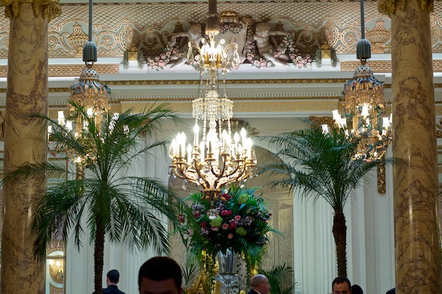 The Ritz Palm Court Tea Room
