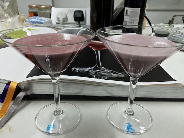 Port & Chocolate / Red Wine & Chocolate