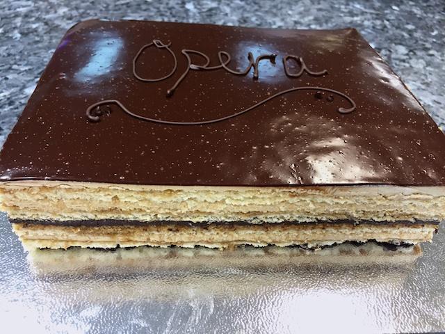 Gâteau Opera