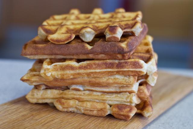 Waffle Stacks