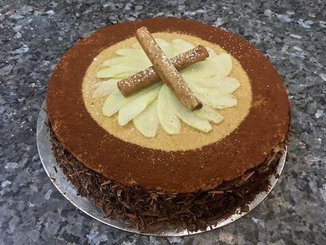 Gâteau Mozart