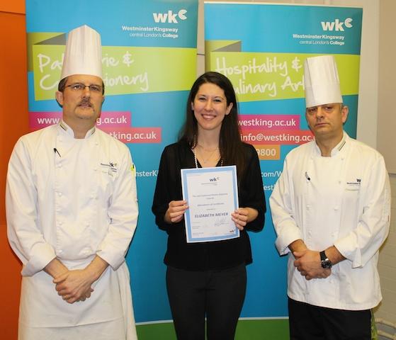 Pastry Diploma with Ian Sutton & Chris Basten