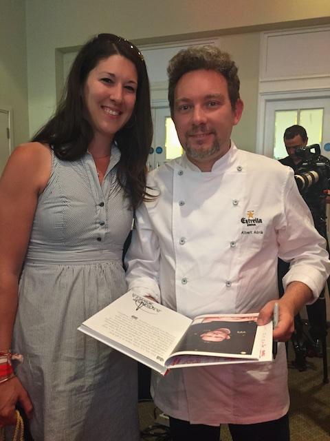 Albert Adrià, World's Best Pastry Chef 2015