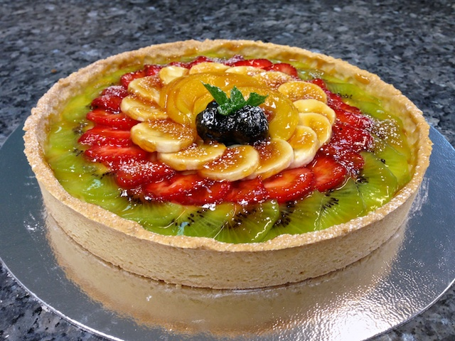 Fruit tart #1