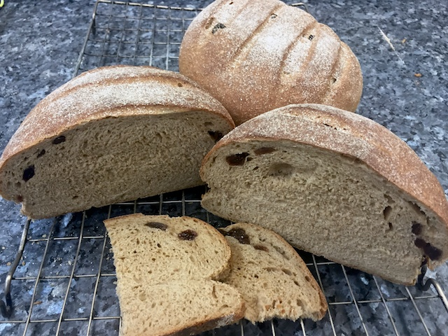 Bakery exam #2 (continued) - Guinness bread