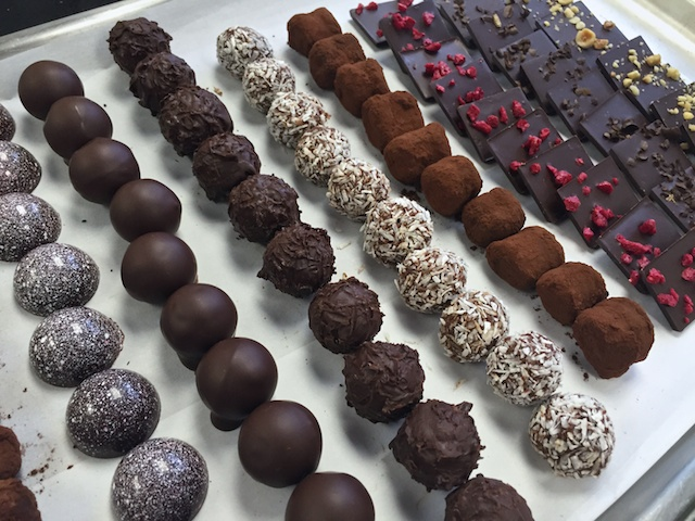 Bean-to-Bar Chocolates
