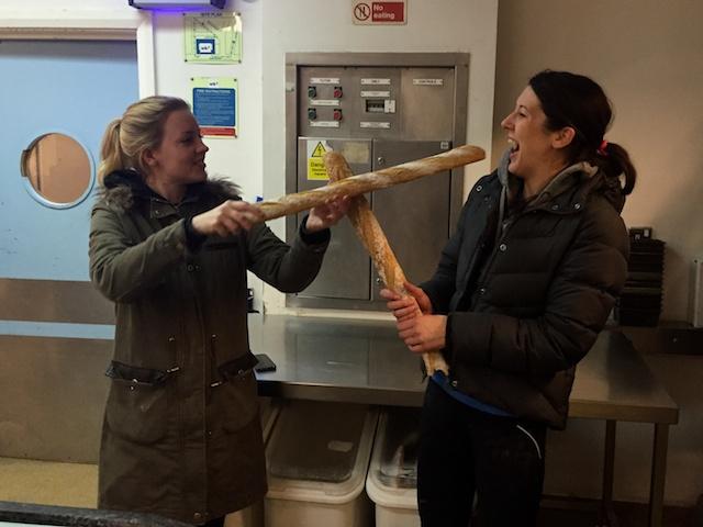 Baguette swords