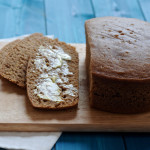 At Home Icelandic Rye Bread