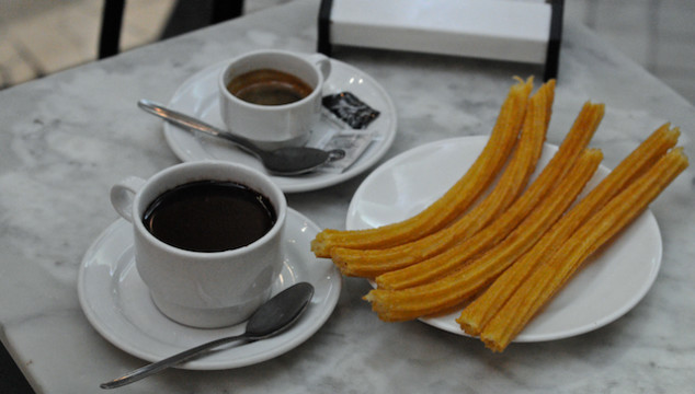 San Gines Churros & Chocolate
