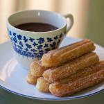 Churros and Chocolate Recipe