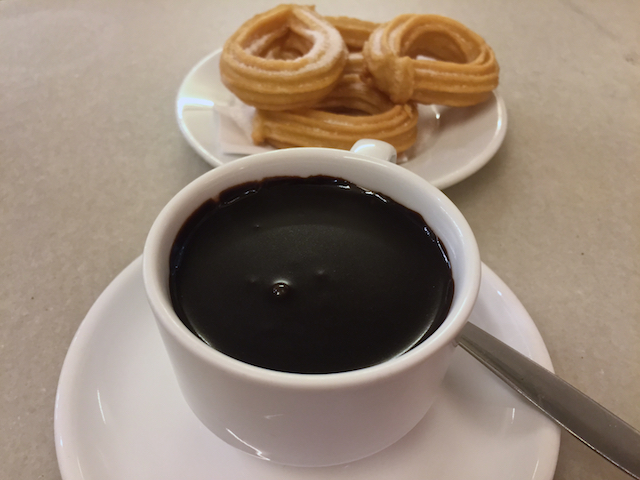Granja Viader Chocolate and Churros in Spain