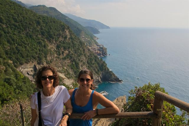 Momma & Me Cinque Terre