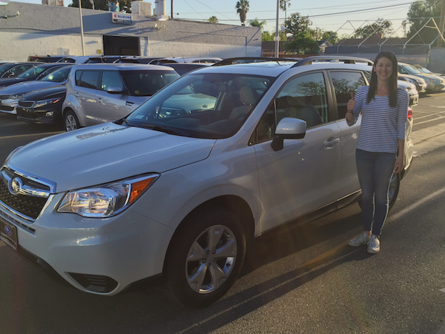Buying a Subaru Forester