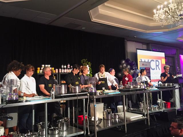 Women Chefs and Restaurateurs Food Games