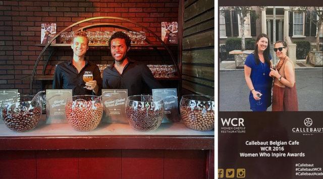 Callebaut Belgian Cafe / With Chef Nancy Silverton