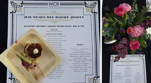 WCR Women Who Inspire Awards