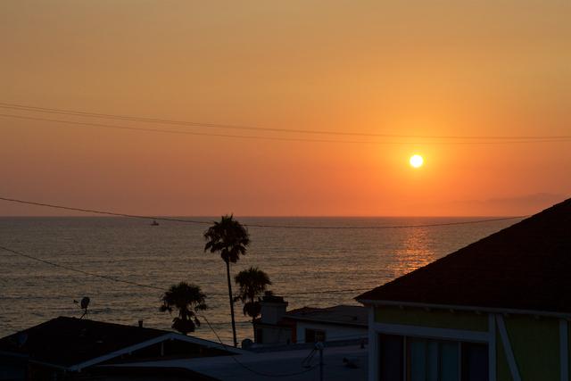 Manhattan Beach Sunsets