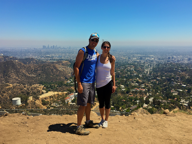 Behind the Hollywood Sign Hike