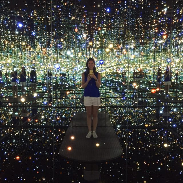 Infinity Room at The Broad