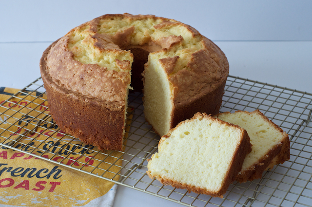Receipe For Sour Cream Pound Cake With Cold Oven