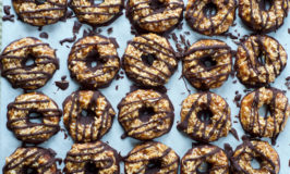 Homemade Girl Scout Cookies: Samoas