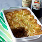 Irish Guinness Cottage Pie
