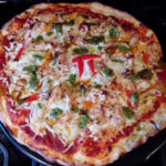 Pi Day Pizza Pie